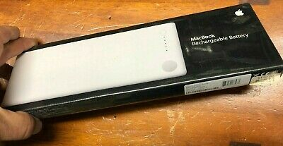 $58.75 • Buy New Apple 13  Macbook Rechargeable Battery White Ma561ll/a A1185