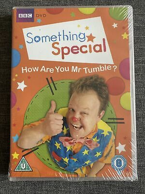 £2.89 • Buy Something Special How Are You Mr Tumble?Justin Fletcher NEW SEALED DVD