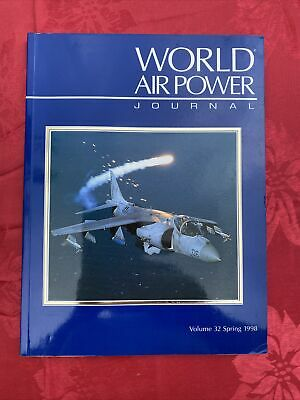 £9 • Buy World Air Power Journal Spring 1998 - Featuring Second Generation Harriers