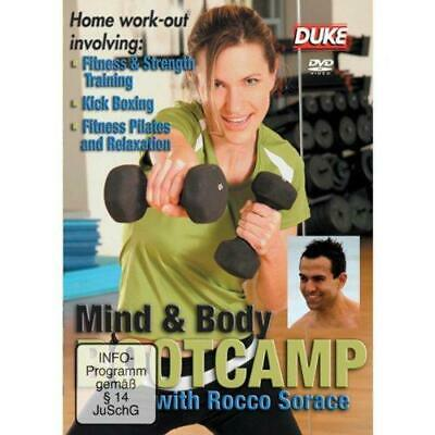 £6.99 • Buy Mind & Body Bootcamp With Rocco Sorace DVD, Very Good DVD, ,