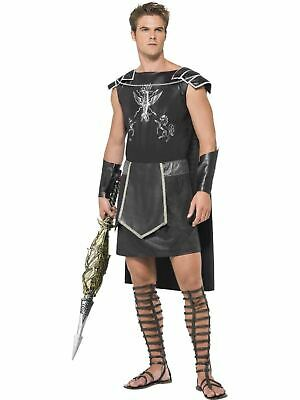 £29.78 • Buy Adult Roman Spartan Gladiator Warrior Mens Fancy Dress Stag Party Costume Outfit