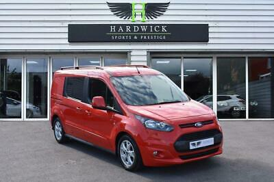 £14995 • Buy 2021 21 Ford Transit Connect Lwb 2.5 Automatic Lpg 5 Seats