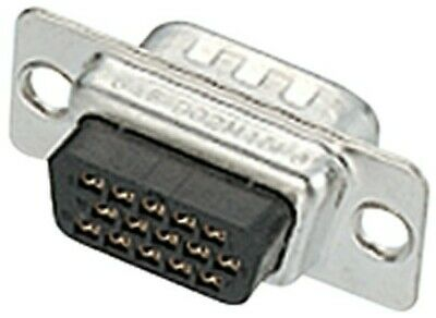 £7.90 • Buy Each, JAE 15 Way Cable Mount D-sub Connector Plug, 0.5mm Pitch