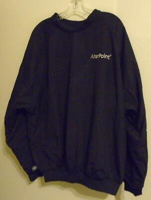 $12 • Buy The Maverick Windshirt AlterPoint Black By Charles River Apparel - Size L - NWT