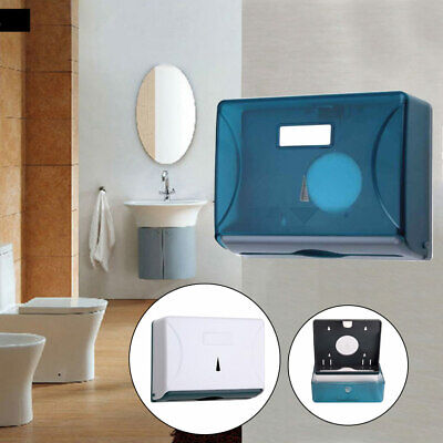 AU24.27 • Buy Wall Mounted Modern ABS For Bathroom Hand Towel Dispenser Toilet Paper Holder.