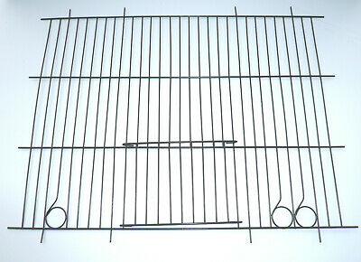 £57 • Buy 10 X Prime-weld Black Canary Cage Fronts 16x12 Box Of 10