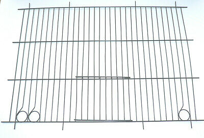 £61.50 • Buy 10 X Prime-weld Black Canary Cage Fronts 18x12 Box Of 10