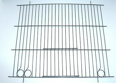£49.50 • Buy 10 X Prime-weld Black Canary Cage Fronts 12x12 Box Of 10