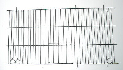 £73.50 • Buy 10 X Prime-weld Black Canary Cage Fronts 24x12 Box Of 10