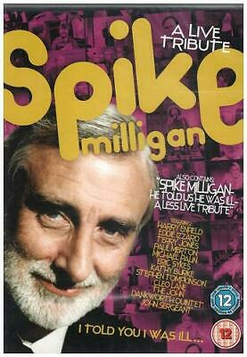 £4.17 • Buy Spike Milligan - I Told You I Was Ill [2003] [DVD]