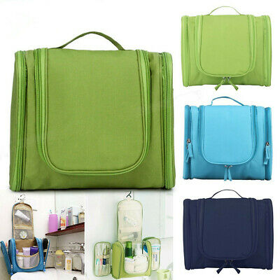AU10.11 • Buy Travel Makeup Bag Cosmetic Toiletry Case Hanging Wash Organizer Storage Pouch