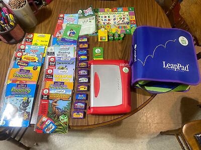 £43.13 • Buy Leap Frog LeapPad Plus Writing & Microphone Learning System Lot