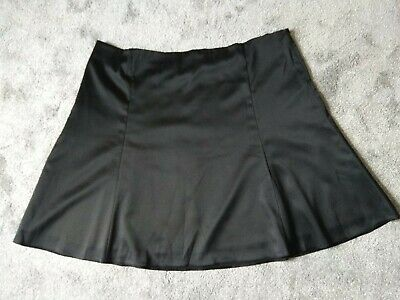 £10 • Buy NEW Black Skirt Size 30 Satin Look. Lined. Concealed Zip. For Women. NEW