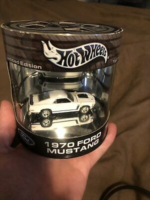 AU37.98 • Buy Hot Wheels 1970 Ford Mustang Oil Can Muscle Car Series