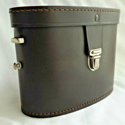 £29.90 • Buy Hilkinson Cowhide Leather Binocular Case Made In England 30mm New Spares Stock B