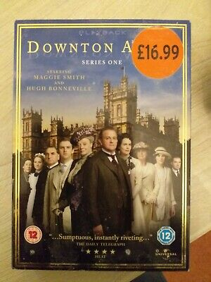 £4.99 • Buy Downtown Abbey Dvd Series 1 Still Sealed Brand New FREE POSTAGE