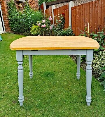 £25 • Buy Upcycled Solid Pine Dining Table