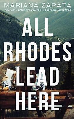 AU50.09 • Buy All Rhodes Lead Here By Mariana Zapata (English) Paperback Book Free Shipping!