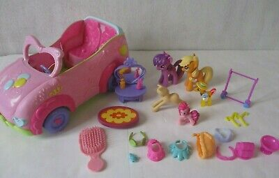 £14.54 • Buy My Little Pony Car Ponies & Accessories Toy Lot