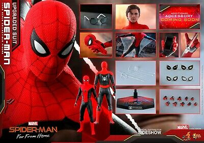 $ CDN339.89 • Buy Hot Toys Marvel Spider-Man Far From Home Upgraded Suit MMS542 Brand New MINT