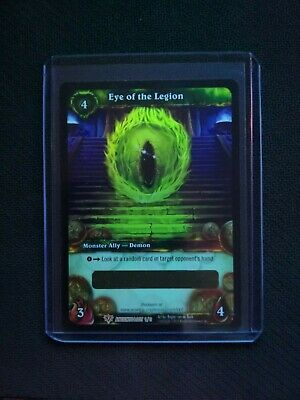 £14.99 • Buy Eye Of The Legion-WOW World Of Warcraft TCG-Loot Card-Unscratched-Near Mint