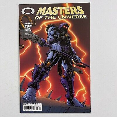 $11.99 • Buy Masters Of The Universe 5 (2003, Image Comics)