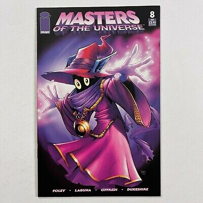 $34.99 • Buy Masters Of The Universe 8 Orko Cover Art Final Issue (2004, Image Comics)