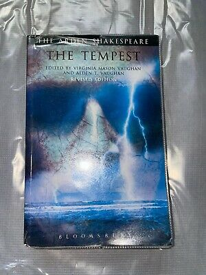 £5 • Buy The Tempest By William Shakespeare (Paperback, 1994)