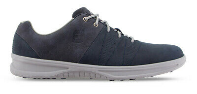 $89.95 • Buy FootJoy Contour Casual Golf Shoes Spikeless Men's 54070 Navy New