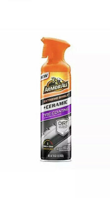 $18.95 • Buy Armor All Tire Coating With Extreme Shield And Ceramic Technology, 16 Oz Spray