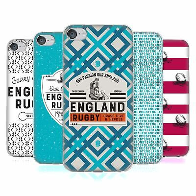 £14.95 • Buy OFFICIAL ENGLAND RUGBY UNION HISTORY SOFT GEL CASE FOR APPLE IPOD TOUCH MP3