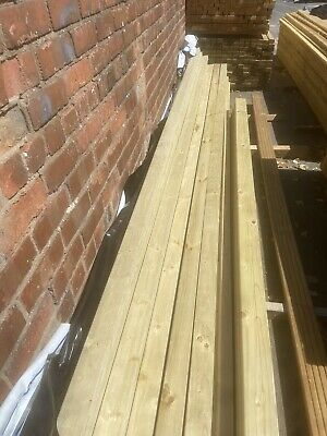 £9.60 • Buy 3x2 C16 Treated Timber @ 4.8m Length (75mm X 50mm) - Multi Buy Available