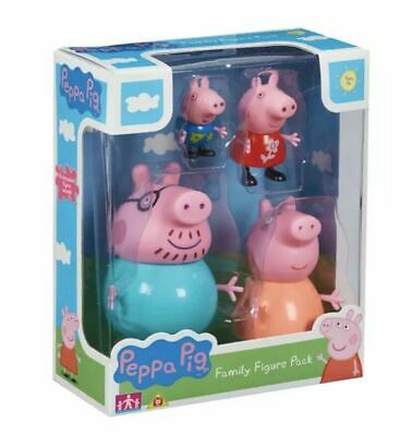 £11.99 • Buy Peppa Pig Family Figures Pack New/boxed