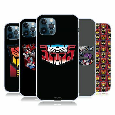 £13.08 • Buy OFFICIAL TRANSFORMERS 35TH ANNIVERSARY GEL CASE FOR APPLE IPHONE PHONES