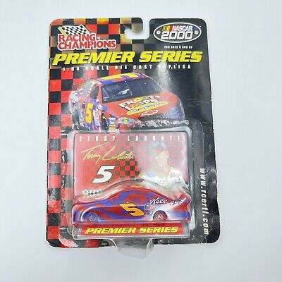 $14.95 • Buy NASCAR 2000 Racing Champions Premier Series #5 TERRY LABONTE 1/64 With Car Cover