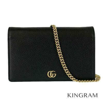 £432.62 • Buy GUCCI GG Marmont Mini Chain Shoulder Wallet 497985  Cross Body Bag From Japan
