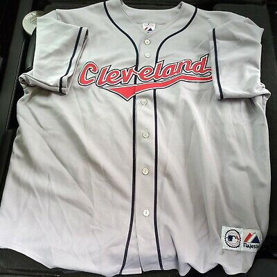 $25 • Buy Majestic Cleveland Indians Jersey Size 2XL