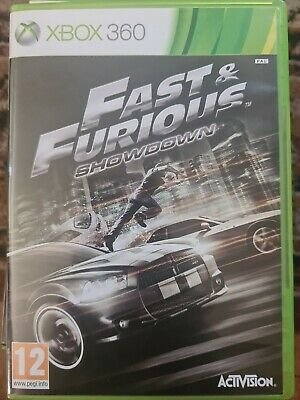 £5.49 • Buy Fast And Furious Showdown Xbox 360 Activision Disc In Excellent Condition
