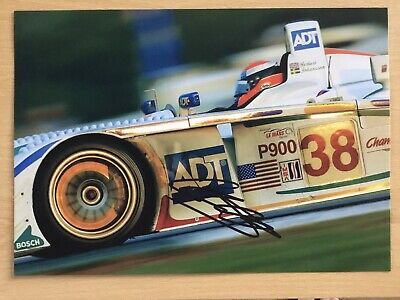 £1.25 • Buy Le Mans Autograph Johnny Herbert Size A4 12x8ins Hand Signed