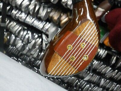 $26 • Buy Nice Macgregor Byron Nelson 563 Persimmon Driver Leather