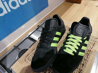 £39.99 • Buy Men's One Off Colour Adidas Gazelle Trainers Size 10 Custom With 2 Sets Of Laces