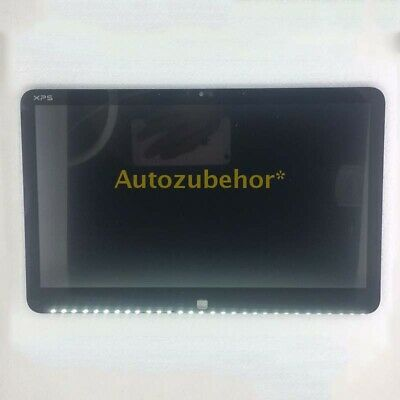 $ CDN234.04 • Buy For XPS12 9Q23 9Q33 12.5  LCD Touch Screen Assembly LP125WF1 SPA2 Brand New