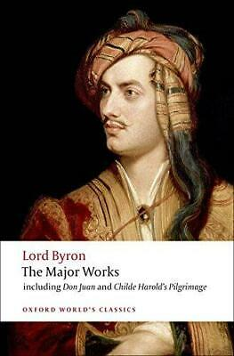 £5.96 • Buy Lord Byron - The Major Works (Oxford World's Classics), Very Good Condition Book