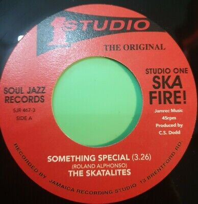 £12.95 • Buy Studio One. Something Special. Open Up The Skatalites. Lee Perry.