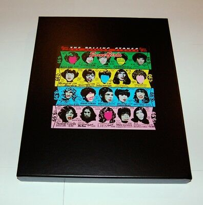 £144.98 • Buy The Rolling Stones  Some Girls  Super Deluxe Box Neuf - Brand New, Sealed