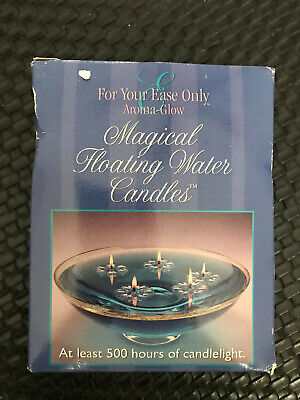 £6.85 • Buy Magical Floating Water Candles - Aromaglow