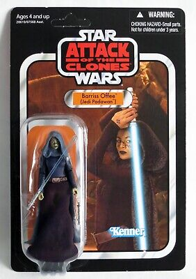 $ CDN27.07 • Buy Barriss Offee Vintage Collection Minty Unpunched VC51 2010 Hasbro Star Wars MOC