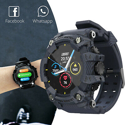 AU56.63 • Buy Sports Smart Watch Activity 1.4  Screen Watches With Waterproof For Men Gift