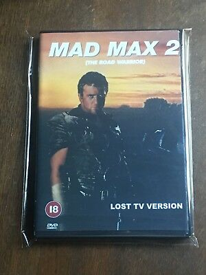 £9.99 • Buy Mad Max 2 : The Road Warrior (1981) – Lost TV Version – DVD