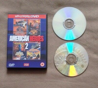 £4.99 • Buy American Heroes 2 Operation Delta Force 1 2 3&4 Mayday, Clear Target, Deep Fault